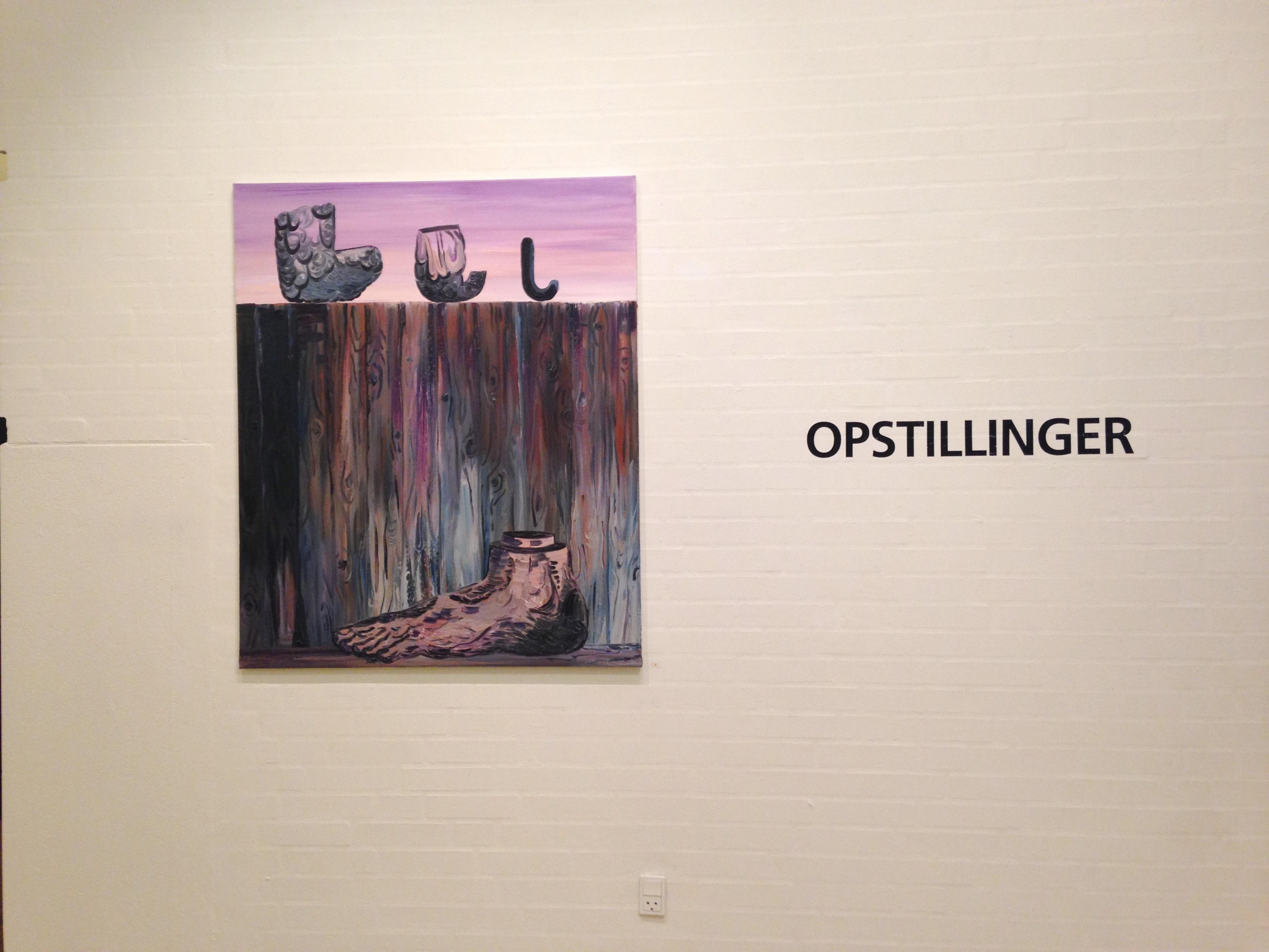 Opstillinger, 2014