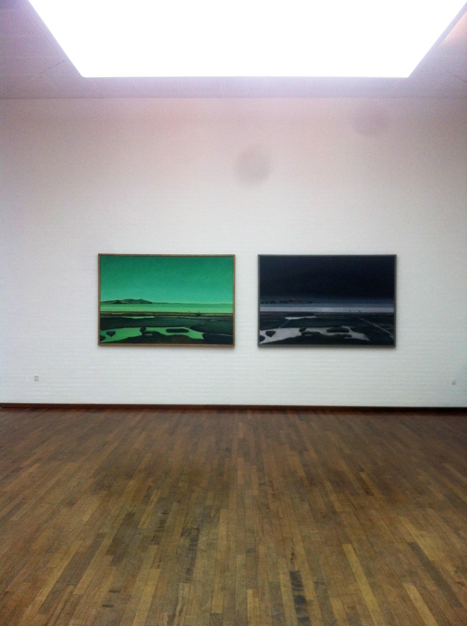 Landskaber Ydre/Indre, 2014