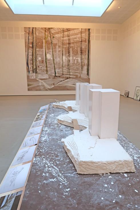 Vrå-udstilling 2018 - Engelund Sal