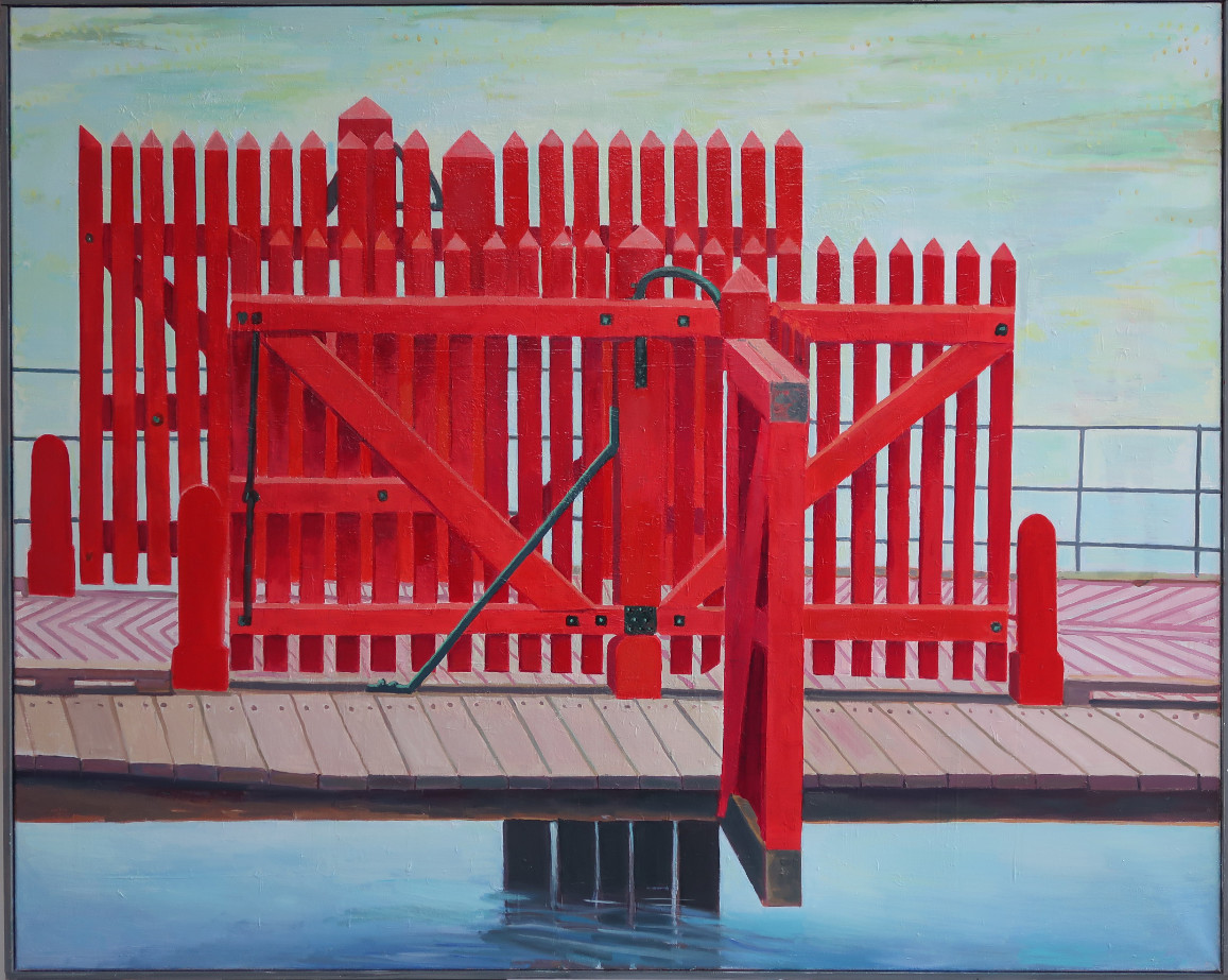 Søren Elgaard - rød bro